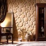 Каменные обои в интерьере. Animal Print Rug, Rugs, Home Decor, Homemade Home Decor, Types Of Rugs, Rug, Decoration Home, Carpets, Interior Decorating