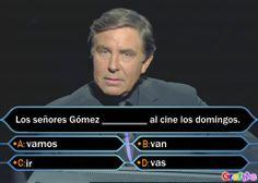 Virtual Spanish classroom