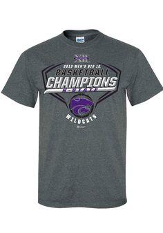Kansas State Big 12 Champion Shirt
