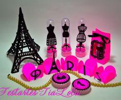 Sweet 16 Birthday, 16th Birthday, Torre Effiel, Archery Party, Paris Cards, Paris Birthday Parties, Barbie Party, Sweet 16 Parties, Paris Theme