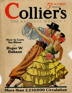 Colliers - Flamenco dancers