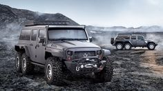 This is a truly bad-ass off-road vehicle Few would argue that the Jeep Wrangler isn't one of the most quintessentially American vehicles in production today. However, it is a Chinese tuning company that has kicked the descendent of the WWII-winning proto-SUV's 'MURICA gland into overdrive, and we've taken to calling the end result – for …