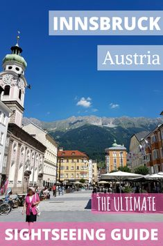 The go-to Innsbruck sightseeing guide to the must-see attractions in and around the capital of the Austrian Tyrol. Discover the Nordkette mountain, the Golden Roof, Ambras Castle, the Bergisel Ski Jump, Swarovski Crystal Worlds and more.