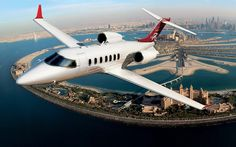 And I think I need a Learjet