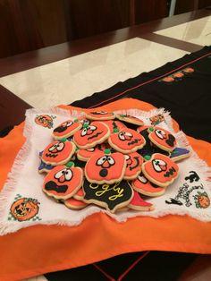 Galletas Halloween 1 kg $120.00