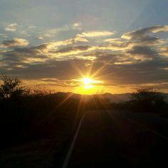 Amanecer de un día cualquiera en la Cuna del Sol, Jutiapa