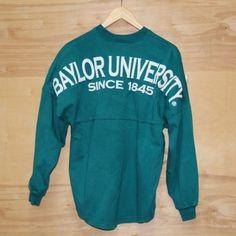 Baylor University Spirit Jersey - Peacock