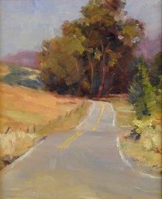 Tara Keefe, Road to Nicasio