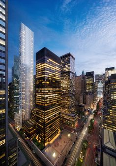 Developers of Foster + Partners' luxury residential tower in Manhattan have released new images.