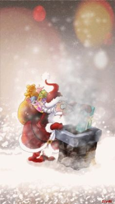 ╭•⊰✿ THE  MAGIC  OF  CHRISTMAS ❄️ ✿⊱•╮BELIEVE.......❤️ *•.¸¸.•*`*•★╭•⊰✿