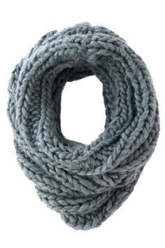 Shiraleah Avalon Infinity Scarf In Heather $6.99 - Beyond the Rack