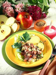 Unser beliebtes Rezept für Apfel-Matjes-Tatar und mehr als 55.000 weitere kostenlose Rezepte auf LECKER.de.