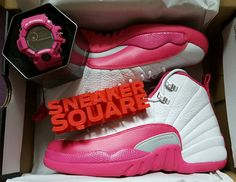 #Jordan12 #Pink #GShock  Customer Private Order Arrived G-Shock X Jordan 12  Prefect Match  Thanks For Supporting Sneakersquare  Whatsapp 96373875 Facebook: Sneakersquare Instagram: Sneakersquare  #hkig #hkonlineshop #freeflyknit #NSW #HTM #NikeSB #Flight96 #Puma  #NikeZoom #FitAgility #Curryone #Underarmour #Arena #Speedo #Headporter #NikeUmbrella #Publish #Jogger #Nikelab #lunarforce1 #Acronym #ZxFlux #Curry2 #adidaszxflux#jordan12 by sneakersquare #DaylightStyle