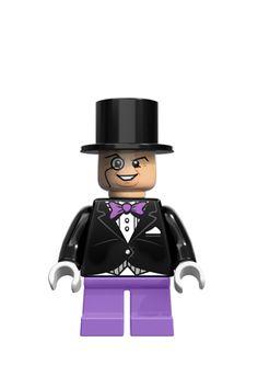 penguin batman minifigure picture lego
