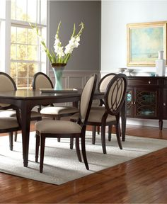 Blaze Dining Room Furniture Collection - Dining Room Furniture - furniture - Macy's