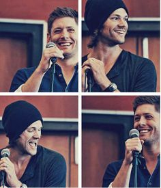 Jensen and Jared :) <3