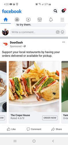 Restaurant Delivery, Yams, Food, Meals, Yemek, Eten