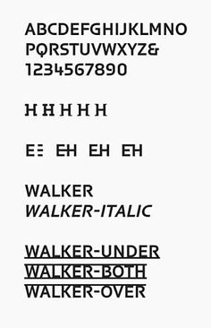 In the early 1990s, the Walker sought to more openly reflect its multidisciplinary programs and culturally diverse audiences. In this spirit of self-examination and shifting demographics, Matthew Carter was commissioned to design a new typeface to mirror the changing institution.
