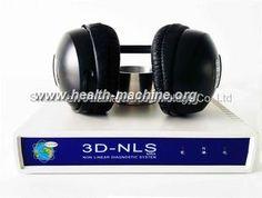 cool Máquina de plata del analizador de la salud del cuerpo humano del CE 3D NLS con la versión española