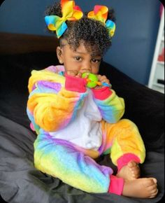 Cute Baby Girl, Cute Babies, Baby Kids, Cutest Babies Ever, Cute Black Babies, Black Baby Girls, Brown Babies, Lil Baby, Mom And Baby