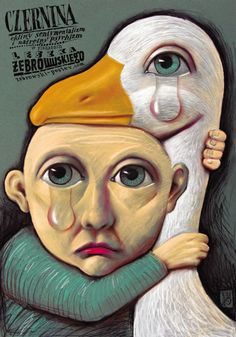 Czernina, Zebrowski Posters, Polish Poster