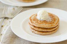 Whole Wheat Pancakes | fifteenspatulas.com