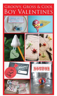 Boy Valentines #kids #boys #vday #valentinesday #creative #holidays