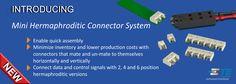 SHC GmbH - Mini Hermaphroditic Connector System