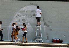El Mac – New Mural in Cuba