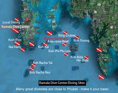 phuket thailand | Phuket Diving Thailand | Merlin Divers