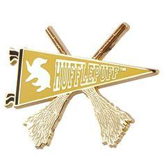 Hufflepuff™ Quidditch™ Pennant Pin