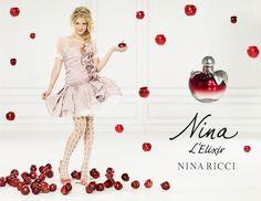 Nina Ricci's fragrances...<3