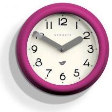 Newgate Hot Pink Pantry Wall Clock