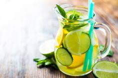 Detox Water: 6 Things You Can Add To Your Water To Improve Digestion