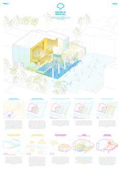 AUDITORIO DE BENITATXELL   *un edificio que convive activamente con su entorno y multiplica las posibilidades generando un espacio urbano adaptable. **un proyecto de estudioBamBam para el Concurso Internacional Auditorio de Benitatxell – no ganado – Fecha: Julio 2016 (1/5)