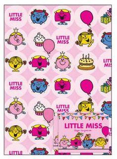 Little Miss Gift Wrap