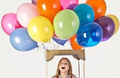 Balloons are such a simple and cheap party decoration that kid's love! They're great for decor and play. I've thrown elaborate parties with tons of organized games, only to have the kid's interest lost in the balloons! Kids are a lot simpler than we think, and with a little bit of creativity, we can throw …