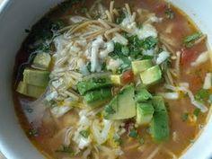 Sopa de Fideos de México (Mexican Noodle Soup) | Tasty Kitchen: A Happy Recipe Community!