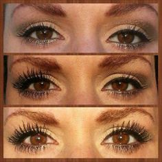Made from 100% natural green tea fibers, Younique's #1 selling 3D Mascara is safe for contact lens wearers, water resistant, and removes easily with any facewash and water! Get the LOOK of extensions and false lashes, without all of the hassle and the cost! See the results for yourself!  www.youniqueproducts.com/chrissynutter www.facebook.com/3dlasheswithchrissynutter $29 #mascara #wedding #prom #makeup #lashes