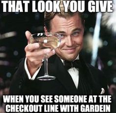 When I see someone else with @gardein in their shopping cart #soulmates #vegan #mmyup