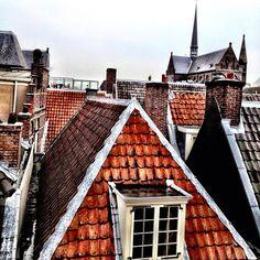 Rooftops of Utrecht