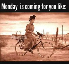 Ha!Not this week!