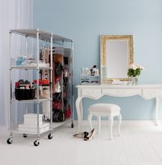 Create your own accessory bar with help from Howards Storage World