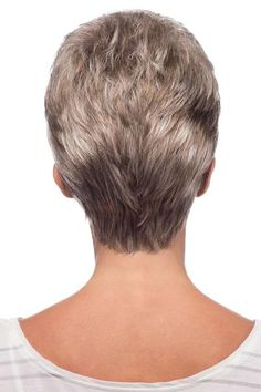 Vikki Wig Brand: Estetica Designs Pure Stretch Cap WigsType of Hair: SyntheticHead Size: AverageApprox. Layered Bob Short, Short Layered Haircuts, Medium Bob Hairstyles, Short Hair With Layers, Pixie Hairstyles, Short Hair Cuts, Short Pixie, Bobs For Thin Hair, Haircut For Thick Hair