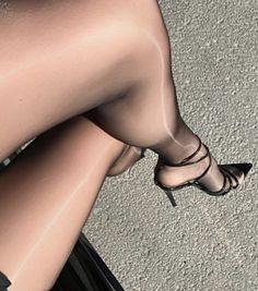 Stockings Hose And Heels: Photo Nylons Heels, Stockings Heels, Stockings And Suspenders, Pantyhose Legs, Strappy High Heels, Hot High Heels, Stilettos, Great Legs, Beautiful Legs