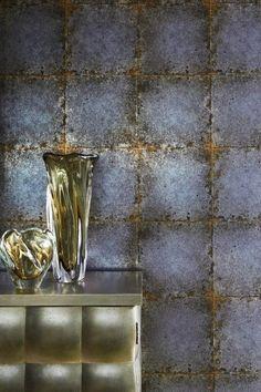 Zoffany Quartz Wallpaper #interiordesign