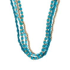 I love the All the Rage Long Beaded Necklace from LittleBlackBag *Get your 25% off here -> http://lbb.ag/b32a