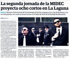La noticia de la segunda jornada de la MIDEC 2014 en 'El Día'. 22/05/2014