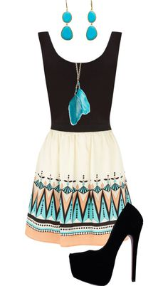 """Everyday dress 2"" by claire-nicole ❤ liked on Polyvore"