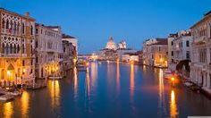 Night time in Venice
